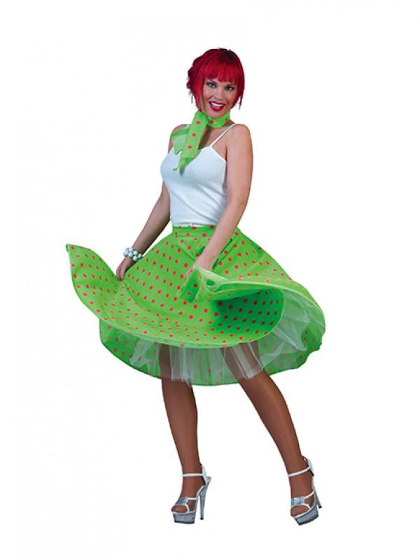 groene rok carnaval