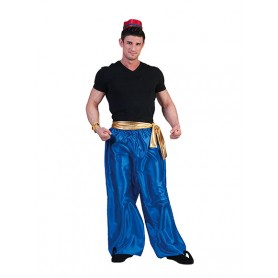 1001 Nights Trousers - Blauw