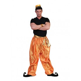1001 Nights Trousers - goud