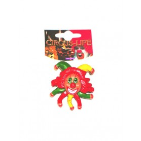 clown broche