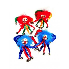 Clowns broche