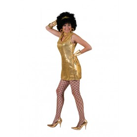 Disco Tunic - Goud