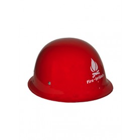 Fire-brigade helm - rood