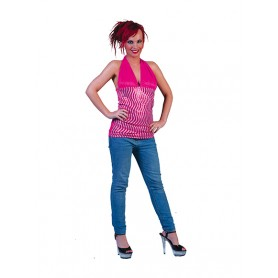 Halter Top - Roze