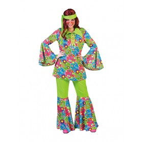 Hippie Peace Suit