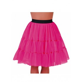 Petticoat knielengte - Pink