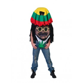 Rasta big Head