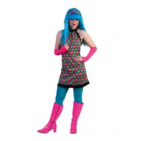 Retro Dress - Roze