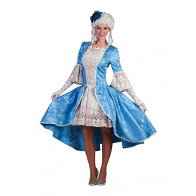 Rococo Blue Louise