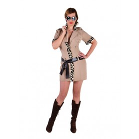 Safari minidress