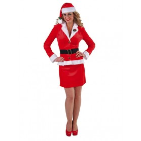 Santa girl - business