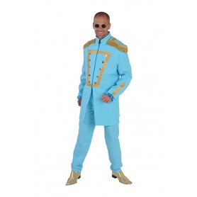 Sgt. Pepper turquoise